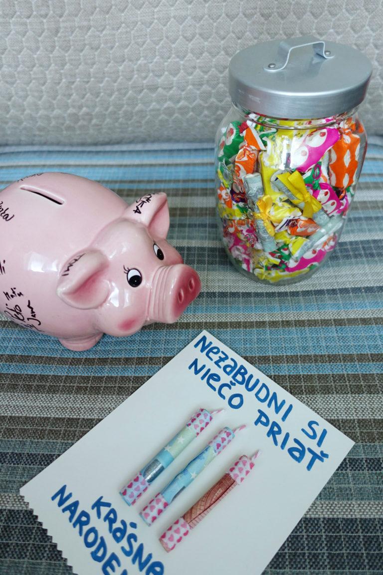 7 originlnych spsobov, ako darova peniaze - fluff