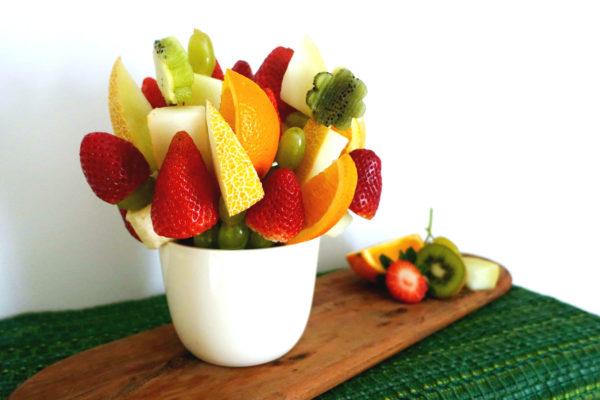ovocna kytica