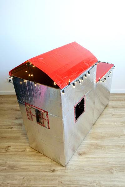 Papierový domček