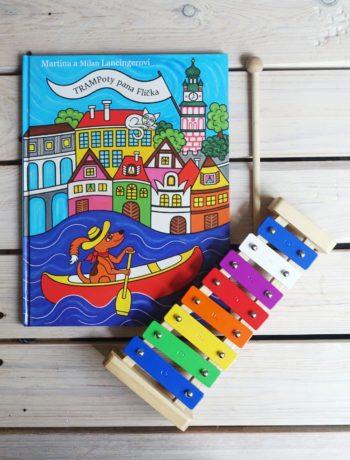 darcek pre deti kniha