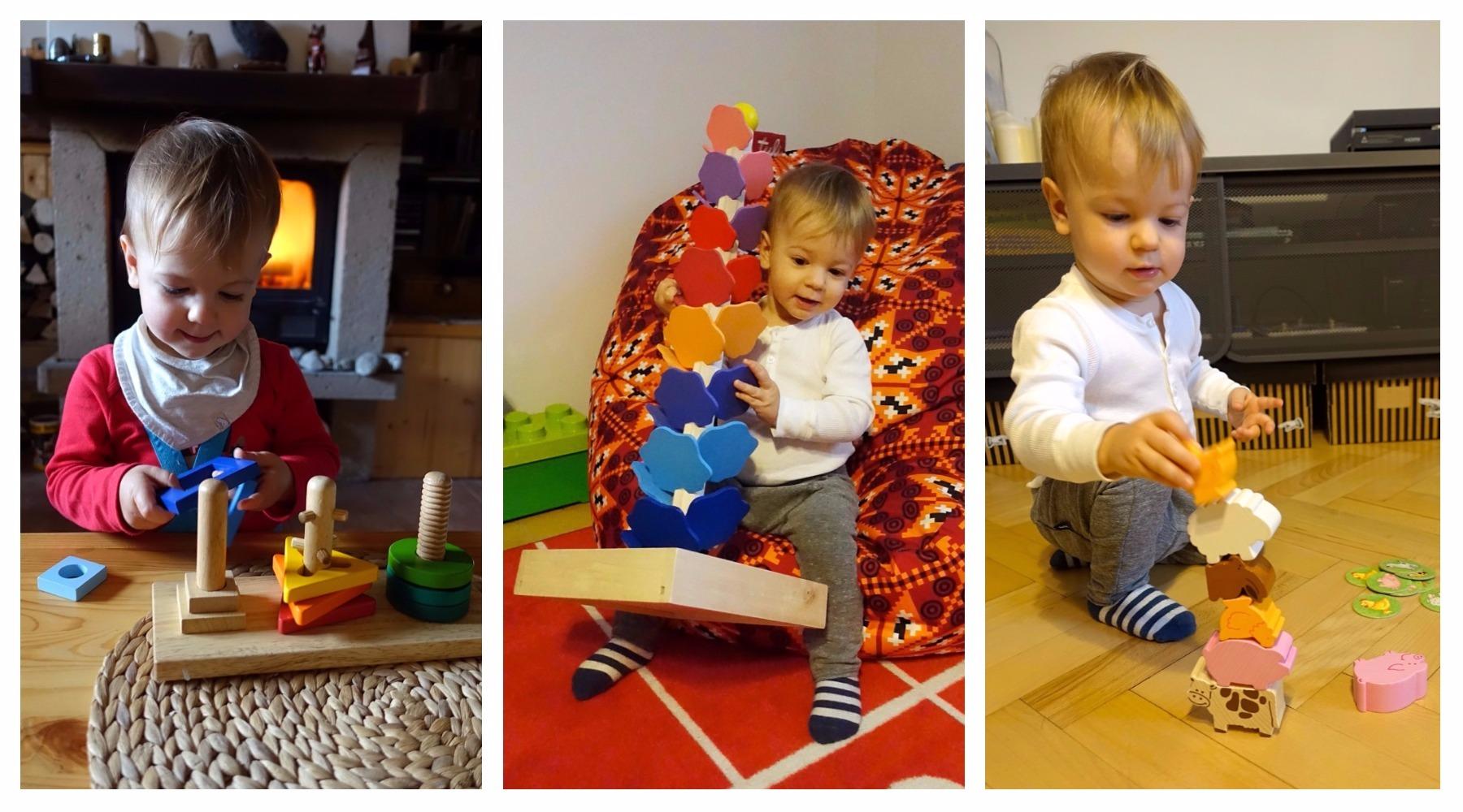 skvele hracky pre jednorocne deti