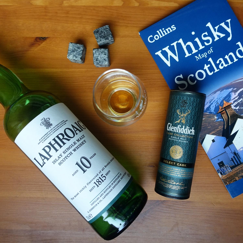 skvelý darček whisky