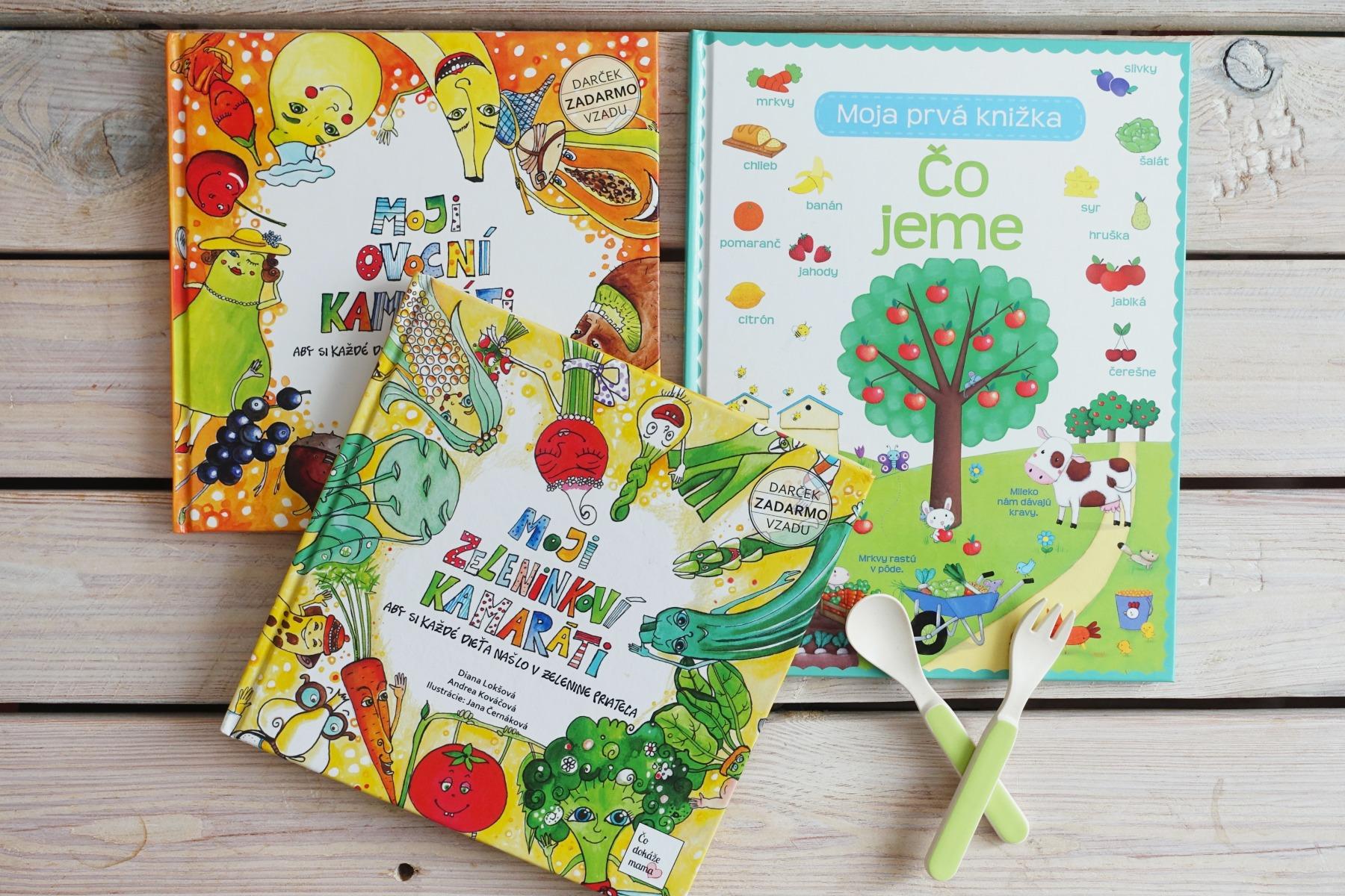 detske knihy o jedle