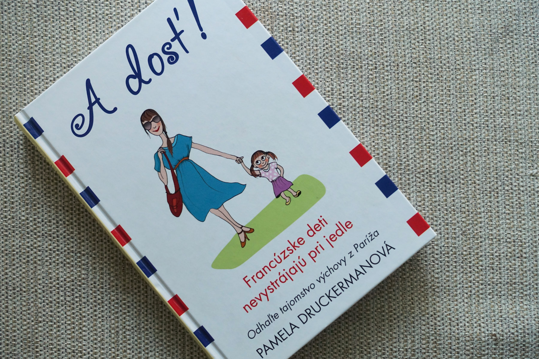 kniha pre rodicov